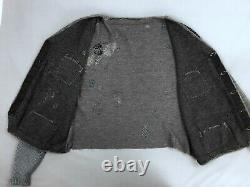 10s Sweater Victorian Cardigan Jumper 20s Knitwear Antique French Paysan Ancien