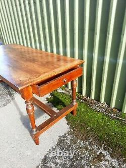 19th Century French Fruitwood Kitchen/Dining Table