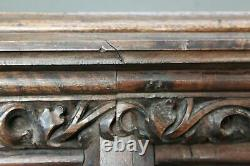 Antique 16th Century & Later Oak & Walnut French Gothic Cupboard