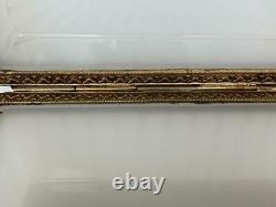 Antique French Victorian White Opaline Glass Bronze Ormolu Bird Jewel Casket Box