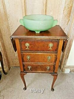 Antique Victorian Bedside Pot Cupboard French Style