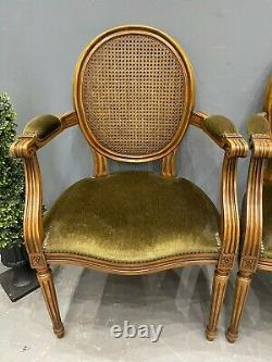 Pair Of French Ladies Chairs Bedroom Chairs Throne Chairs