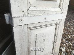 Reclaimed Antique Vintage Victorian French Shutters Doors x4 (2pairs Of 2)