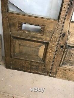 on solid oak external door sets
